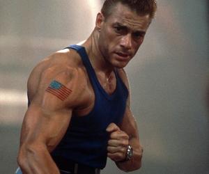 Jean-Claude Van Damme Bodyweight Workout