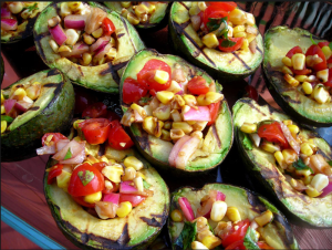 Grilled-Avocado-with-Fresh-Tomato-Salsa